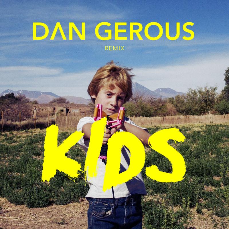 Materia - Kids (Dan Gerous Remix)